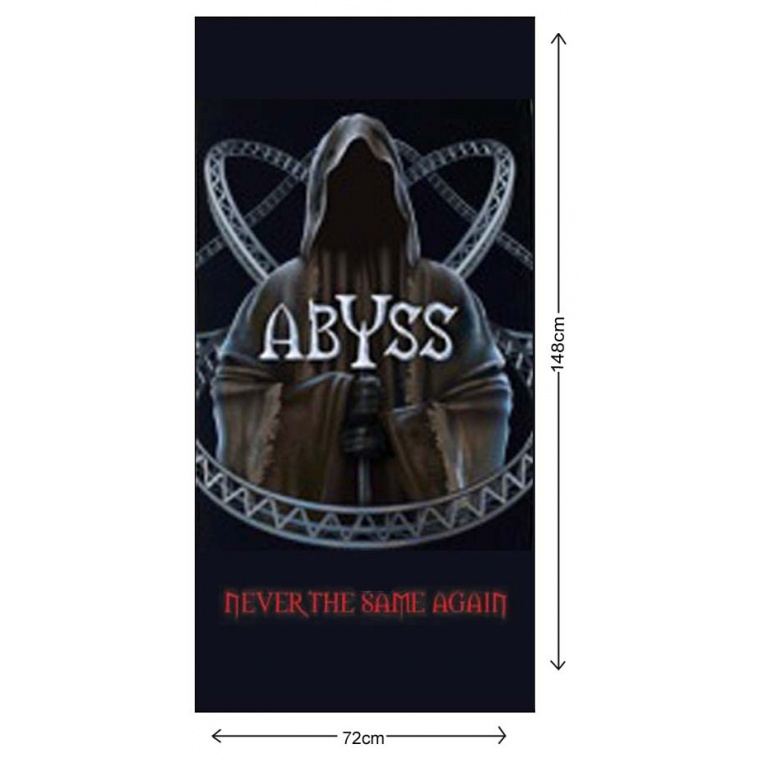Abyss Beach Towel2