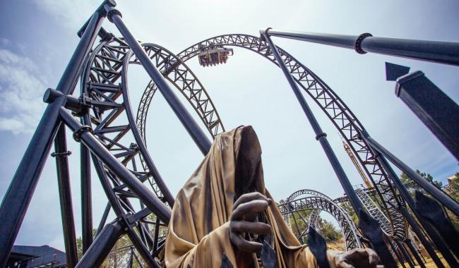 roller coaster amp theme park in perth 187 adventure world