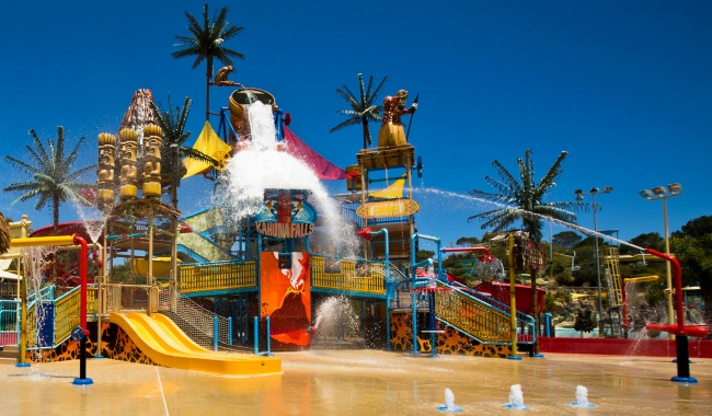 Roller Coaster & Theme Park in Perth » Adventure World